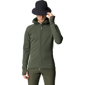 Houdini Power Houdi Jacket Herre willow green